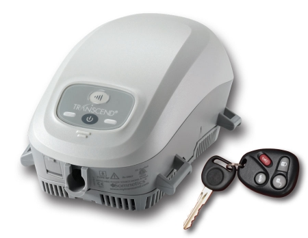 Mini aparat apnee -  Starter Portabil Transcend2