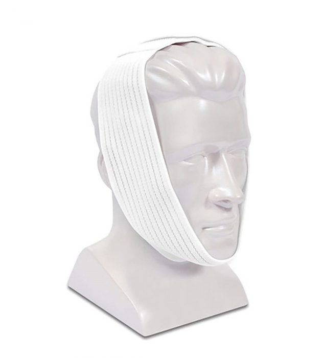 Banda CPAP fixare barbie - Deluxe chin strap 0