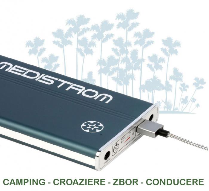 Baterie externă CPAP / APAP Pilot-12 Lite 3