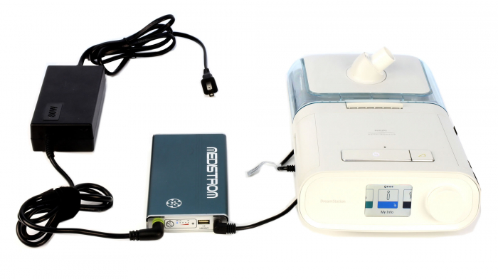 Baterie externă CPAP / APAP Pilot-12 Lite [6]