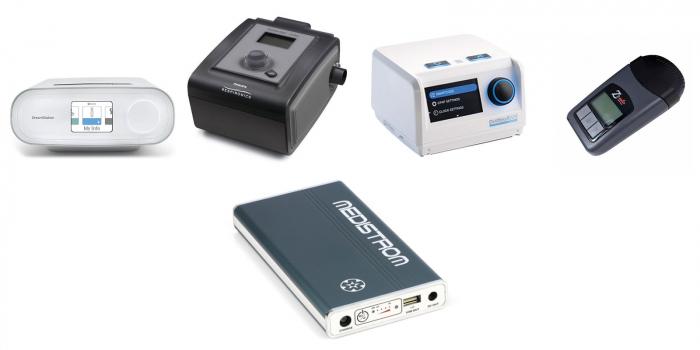 Baterie externă CPAP / APAP Pilot-12 Lite 0