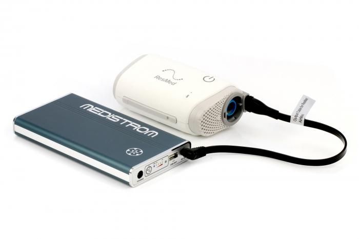 Baterie externă CPAP / APAP Pilot-24 Lite 7