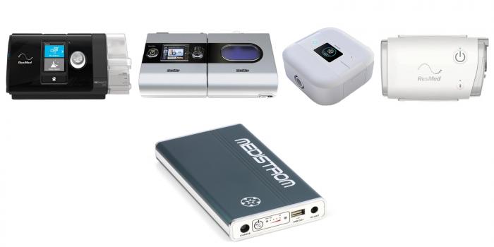 Baterie externă CPAP / APAP Pilot-24 Lite 0