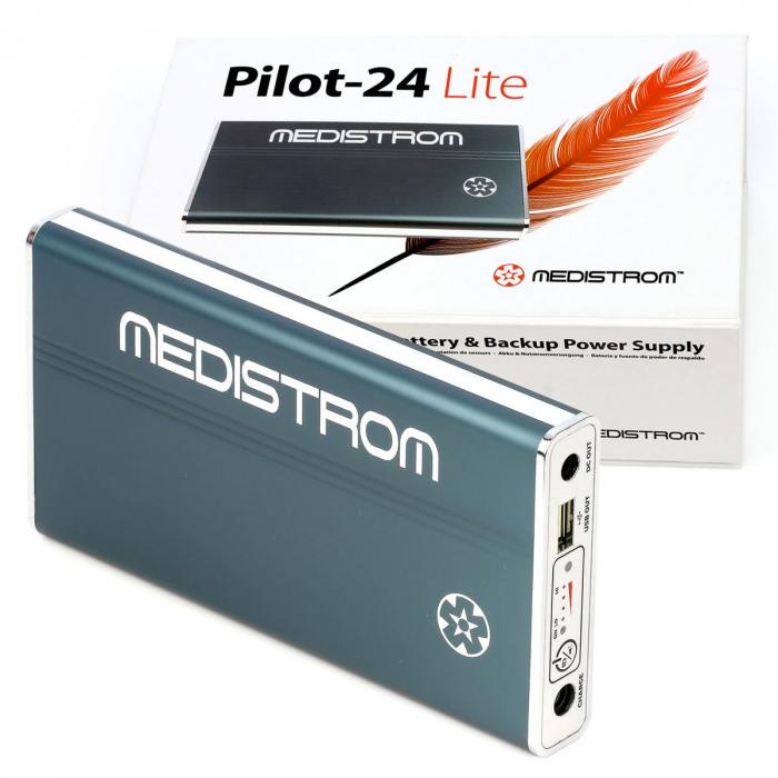 Baterie externă CPAP / APAP Pilot-24 Lite 1