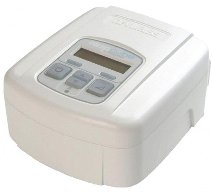 BiPAP SleepCube BiLevel S 1