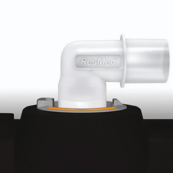 Cot 90° (grade) pentru CPAP/APAP/BiPAP AirSense 10 - Resmed 2