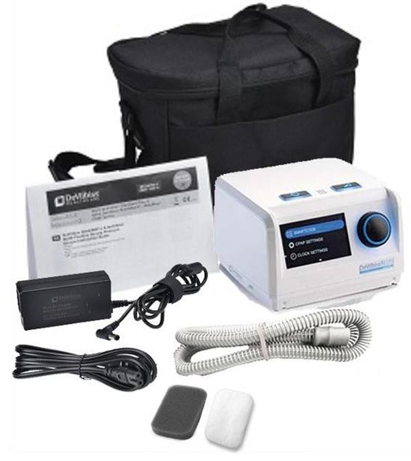CPAP Blue Standard Plus 4