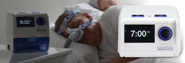 Inchiriere CPAP Blue Standard Plus 4