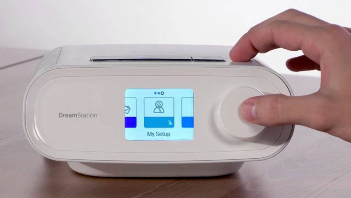 CPAP Dreamstation Pro 5
