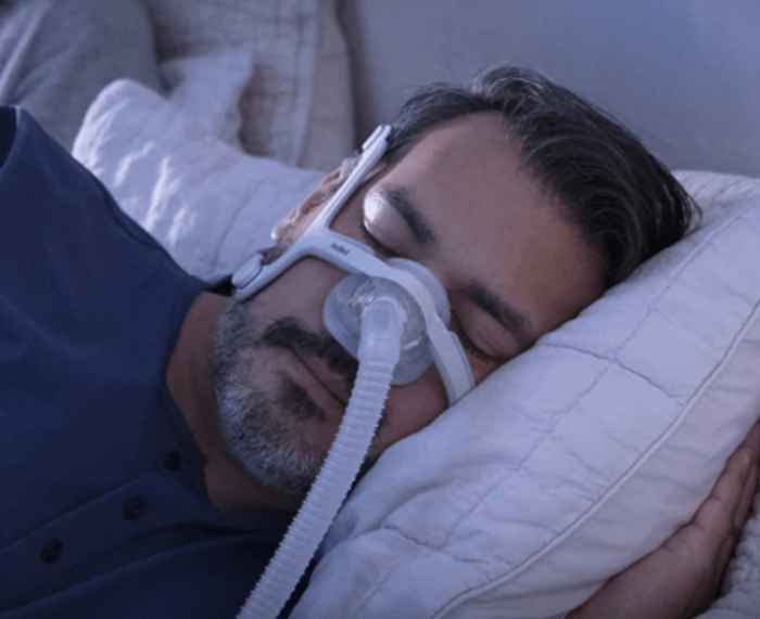 Masca CPAP nazala AirTouch N20 Resmed 2