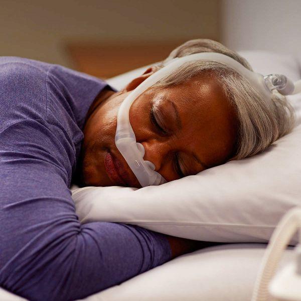 Masca CPAP Pillow DreamWear Silicon [2]