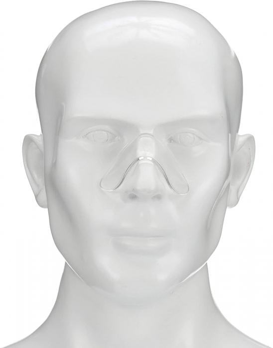 Pad gel masca CPAP, atenueaza presiunea mastii si protejeaza impotriva iritatiei 3