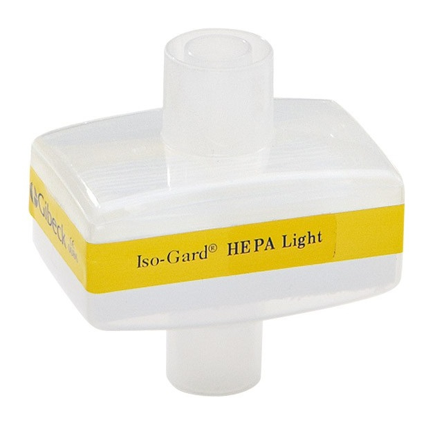 Filtru CPAP antibacterian si viral - Gibeck Iso-Gard HEPA Light, HEPA class 13 [0]