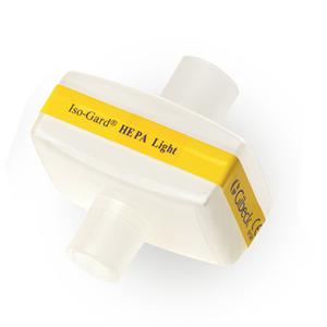 Filtru CPAP antibacterian si viral - Gibeck Iso-Gard HEPA Light, HEPA class 13 [1]