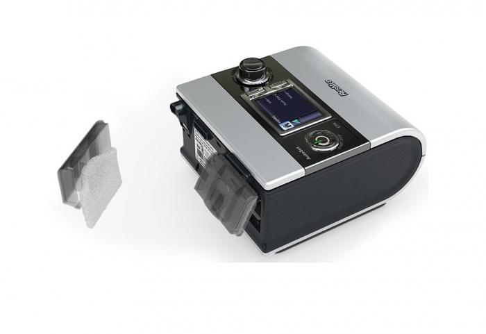 Filtru alb standard CPAP Resmed (AirSense10 sau S9) 3