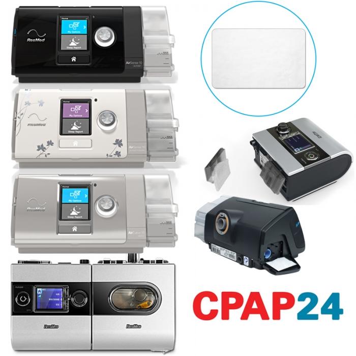 Filtru alb standard CPAP Resmed (AirSense10 sau S9) 0
