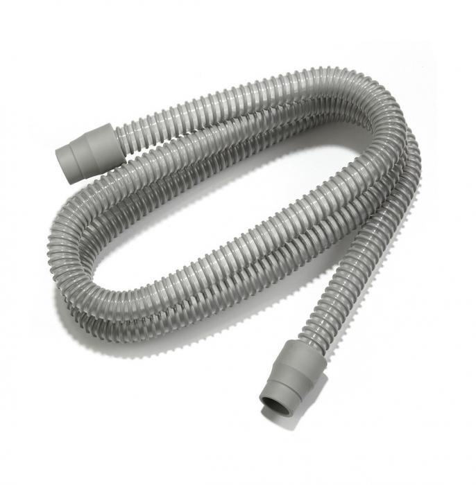 Furtun CPAP Blue & SleepCube, DeVilbiss, Standard (Ø22 mufa, Ø19 furtun,1.83m) 0