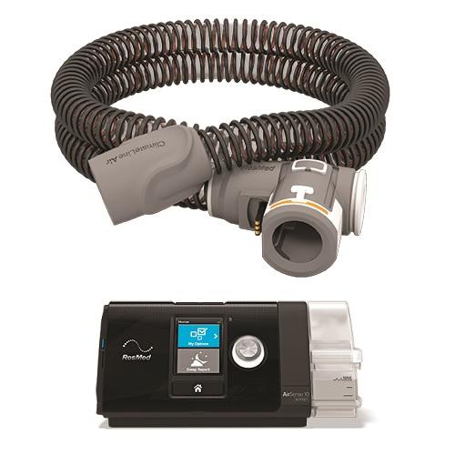 Furtun CPAP AirSense 10, ResMed, ClimateLineAir, Incalzit [3]