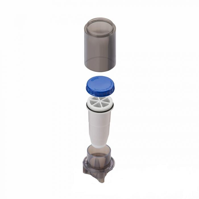 Kit portabil pt. filtrare apa - Transced 365 miniCPAP (suport+cartus) [1]