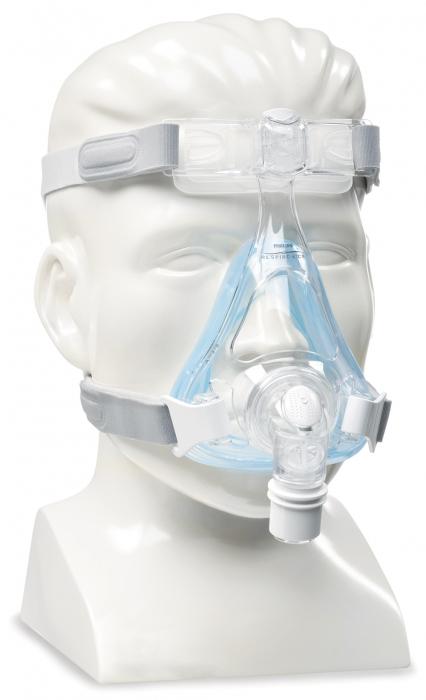Masca CPAP Full Face Amara Gel pentru copii 1