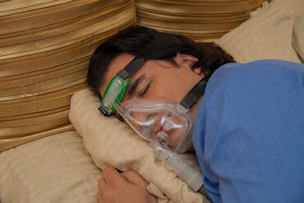Masca CPAP Full Face Aspen 8