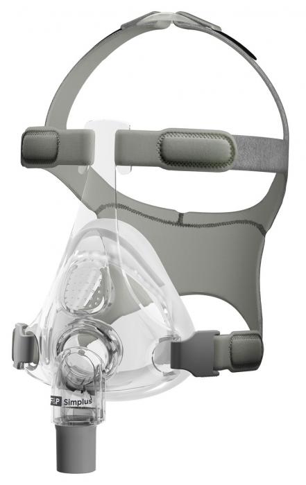 Masca CPAP Full Face F&P Simplus 1