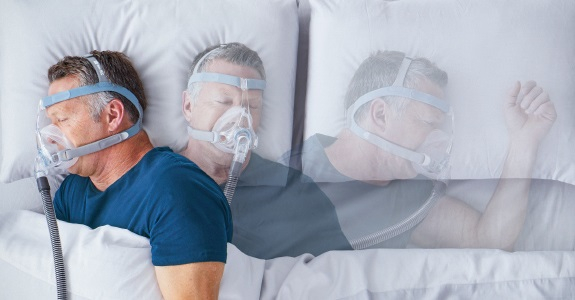 Masca CPAP Full Face F&P Vitera [3]
