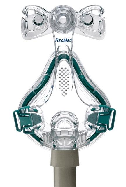 Masca CPAP Full Face Mirage Quattro 1