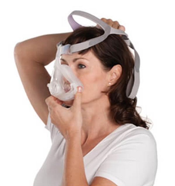 Masca CPAP Full Face Quattro Air 2
