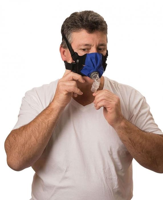 Masca CPAP Full Face SleepWeaver Anew 4