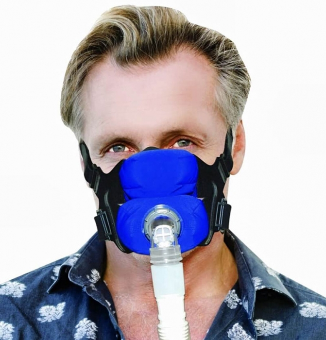 Masca CPAP Full Face SleepWeaver Anew 6