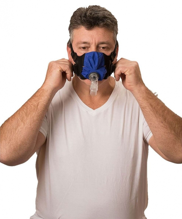 Masca CPAP Full Face SleepWeaver Anew 3