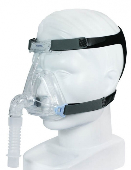 Masca CPAP Full Face Wizard 220 3