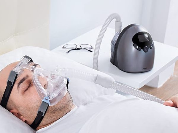 Masca CPAP Full Face Wizard 220 4