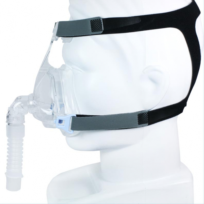 Masca CPAP Full Face Wizard 220 2
