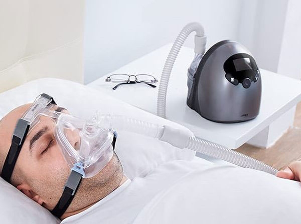 Masca CPAP Full Face Wizard 220 5