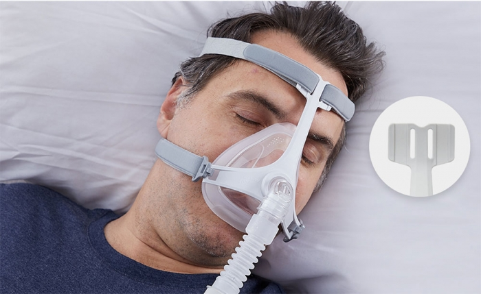 Masca CPAP Full Face Wizard 320 6