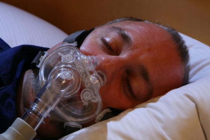 Masca CPAP HIBRID - HYB500 5
