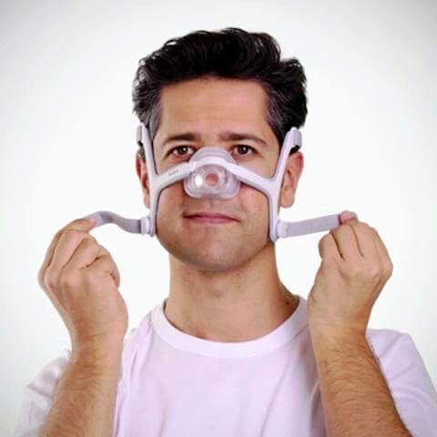 Masca CPAP Nazala AirFit N20 [2]