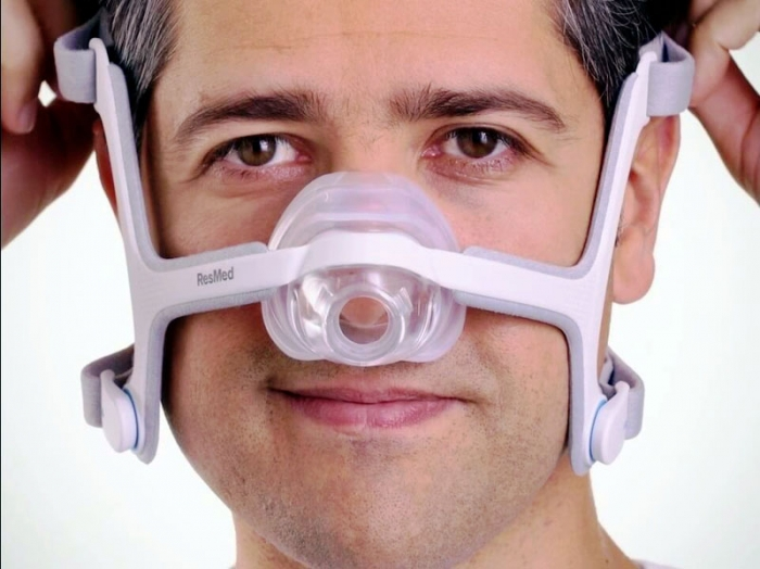 Masca CPAP Nazala AirFit N20 4