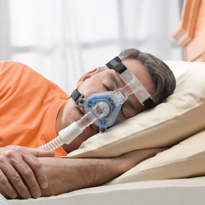 Masca CPAP Nazala ComfortGel Blue 3