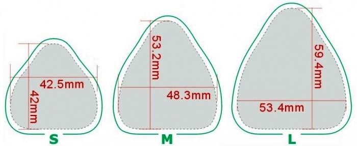 Masca CPAP Nazala D100N 5