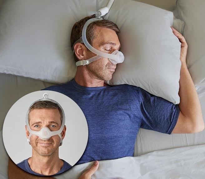 Masca CPAP Nazala DreamWisp 3