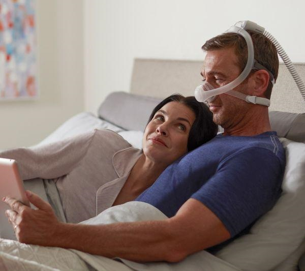 Masca CPAP Nazala DreamWisp 5