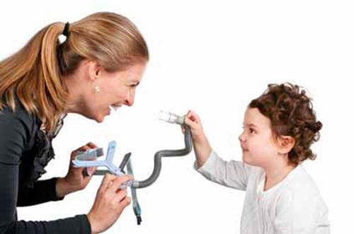Masca CPAP Nazala PIXI pentru copii 3