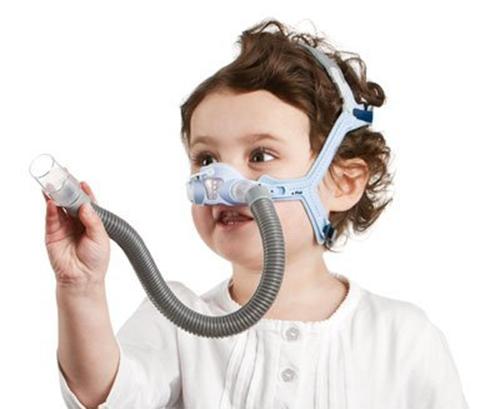 Masca CPAP Nazala PIXI pentru copii 5