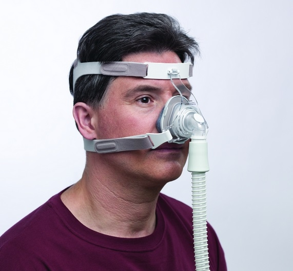 Masca CPAP Nazala TrueBlue 4