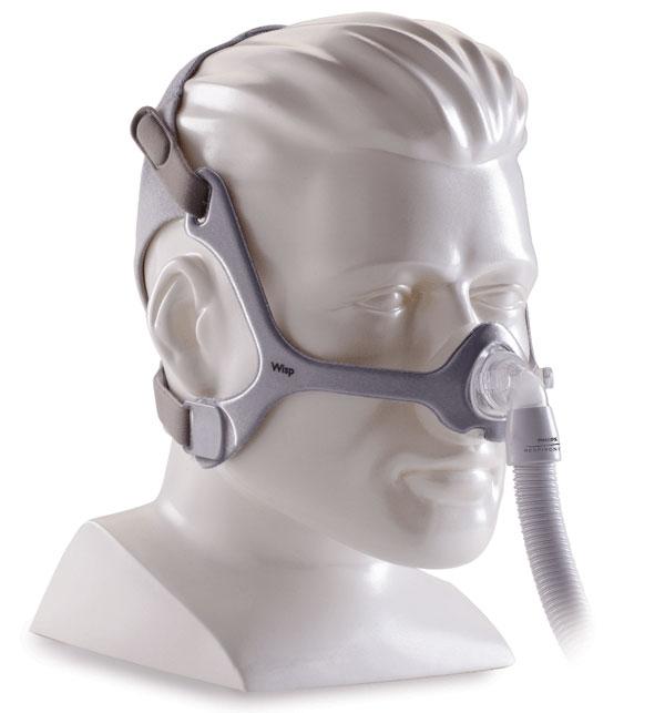 Masca CPAP Nazala WISP - cadru siliconic [1]