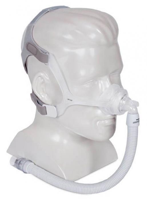Masca CPAP Nazala WISP - cadru siliconic 1