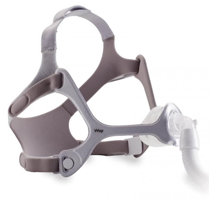 Masca CPAP Nazala WISP - cadru siliconic [0]